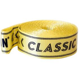 GIBBON Classic Cintas, yellow